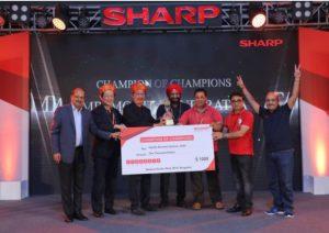 Sharp organized National Dealer Meet in Bengaluru 2019