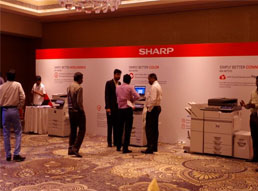 SHARP CONNECT ZONE CHENNAI