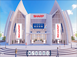 SHARP Launched World's First 4K Ultra HD 'Windows Collaboration Display' System